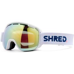 SHRED SMARTEFY Schneebrille 2021 cloudbreak/cbl hero mirror