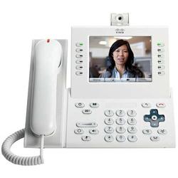 Cisco CP-9971-W-K9= IP-Videotelefon Farbdisplay Arktik Weiß