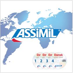 Dansk uden tarer 4 Audio-CDs