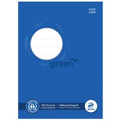 10 Staufen® Heftumschläge green blau DIN A5