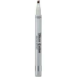 L'ORÉAL PARIS Augenbrauen-Stift Brow Artist Micro Tattoo, Langanhaltender Microblading Eyebrows Tattoo-Effekt gelb