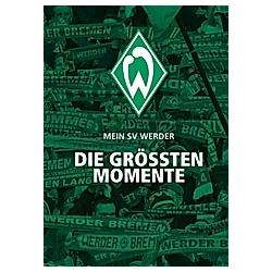 Mein SV Werder - Buch