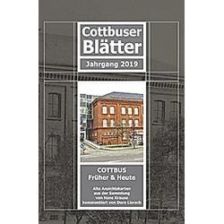Cottbuser Blätter - Buch
