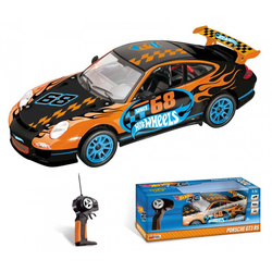 Hot Wheels World Autoradiogesteuerter Porsche GT3 RS