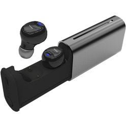 Denver Headset TWE-60 Wireless BT Earbuds schwarz