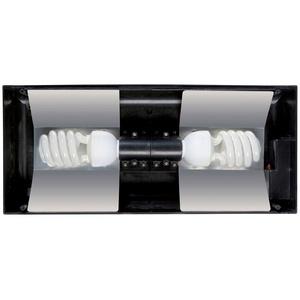 EXO TERRA Terrarium-Abdeckung Compact Top 45, für Terrarienlampen schwarz