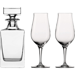 SPIEGELAU Whiskyglas Spiegelau Whisky Set 3 teilig 4460193, Glas