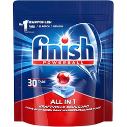 Calgonit finish POWERBALL ALL IN 1 Spülmaschinentabs 30 St.