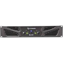 Crown XLI 800 PA Verstärker RMS Leistung je Kanal an 4 Ohm: 300W