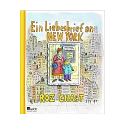 Ein Liebesbrief an New York. Roz Chast  - Buch
