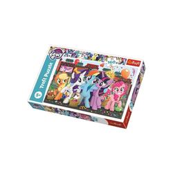 Trefl GmbH Puzzle Trefl 15365 - My Little Pony, 160 Teile Puzzle, 160 Puzzleteile