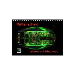 Rüttenscheid (Tischkalender 2021 DIN A5 quer)