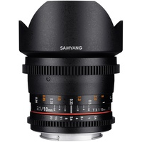 Samyang 10mm T3,1 ED AS NCS CS VDSLR II