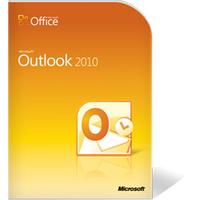Microsoft Outlook 2010 DE Win
