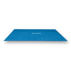 Steinbach Solarnoppenfolie für Intex Swimming Pools,blau,für Ultra Frame Pool 732 x 366 cm