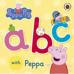 Peppa Pig: ABC with Peppa als Buch von Peppa Pig
