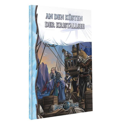 Splittermond An den Küsten der Kristallsee: Buch von