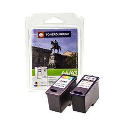 Druckerpatronen ersetzen Lexmark 43XL und 44XL