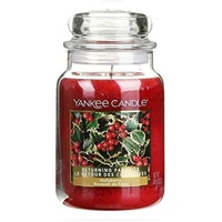 Yankee Candle Hollyberry große Kerze 623 g