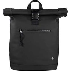 Hama Notebook Rucksack Merida Passend für maximal: 39,6cm (15,6 ) Schwarz
