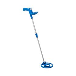 Metalldetektor - 150 cm / 15 cm - Ø 19 cm