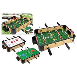 Spieltisch Mini 3-in-1