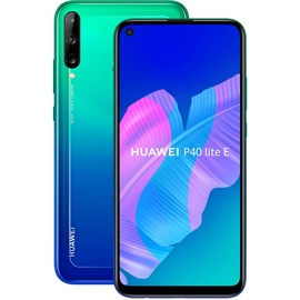 Huawei P40 lite E 64 GB aurora blue