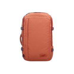 Cabinzero Rucksack Adventure Cabin Bag, Nylon orange