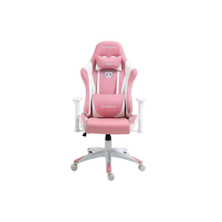Sigtua Gaming-Stuhl, Gaming Stuhl Computerstuhl rosa 53 cm x 132.5 cm x 41 cm
