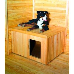 promadino Hundehütte, für Zwinger, BxTxH: 108x89x69 cm