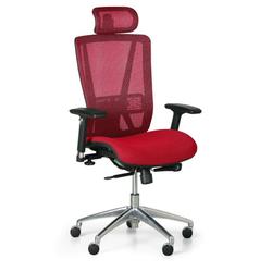 Bürostuhl lester mf, rot