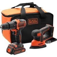 Black & Decker Black+Decker BCK23S1S-QW, 18 V