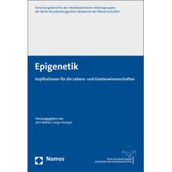 Epigenetik als Buch von