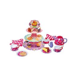 Playgo Kindergeschirr-Set Puppengeschirr Tee-Kuchen-Set, 28-tlg.