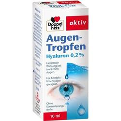 Doppelherz Augen-Tropfen Hyaluron 0.2 %