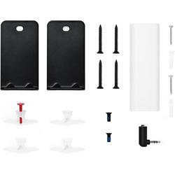 Bose Soundbar Universal Wall Bracket für Smart Soundbar 300, Soundbar 700, Soundbar 500, TV Speaker Wandhalterung schwarz