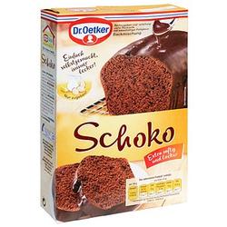 Dr.Oetker Schoko Backmischung 485,0 g