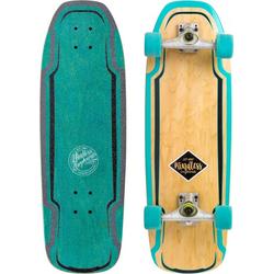 MINDLESS SURF Skateboard 2021 green