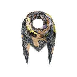 Leo-Tuch aus Baumwolle und Modal Codello grey