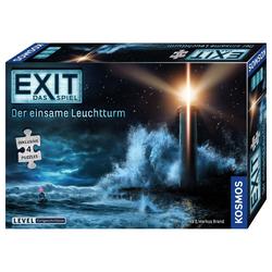 Kosmos Spiel, EXIT Das Spiel + Puzzle - Der einsame Leuchtturm