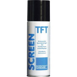 Kontakt Chemie TFT, LCD Bildschirmreiniger 200ml SCREEN TFT 80715-AA 1St.