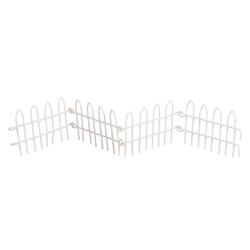 Rayher Dekofigur Nano-Zaun, 25 cm x 4 cm