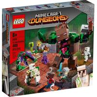 Lego Minecraft Die Dschungel Ungeheuer 21176