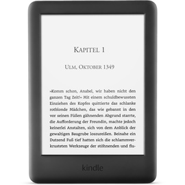 Amazon Kindle 2019 4 GB Wi-Fi schwarz