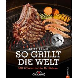 NAPOLEON Grillbuch