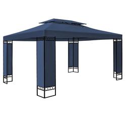 Deuba Pavillon Elda, wetterfest blau