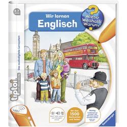 Ravensburger tiptoi® Wir lernen Englisch tiptoi® Wir lernen Englisch 32904