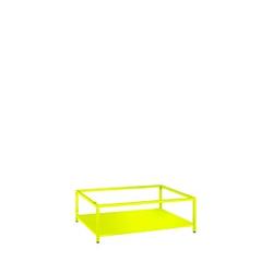 CP 7100 Untergestell für Schränke gelb