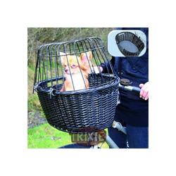 Trixie Fahrradkorb mit Gitter 50 × 41 × 35 cm