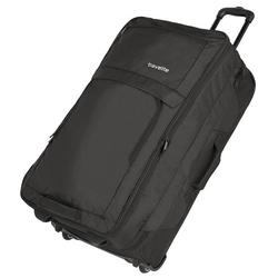 Travelite Basics 2-Rollen Reisetasche 78 cm schwarz